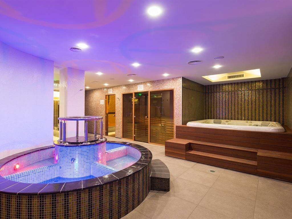 Thassos Grand Resort - спа