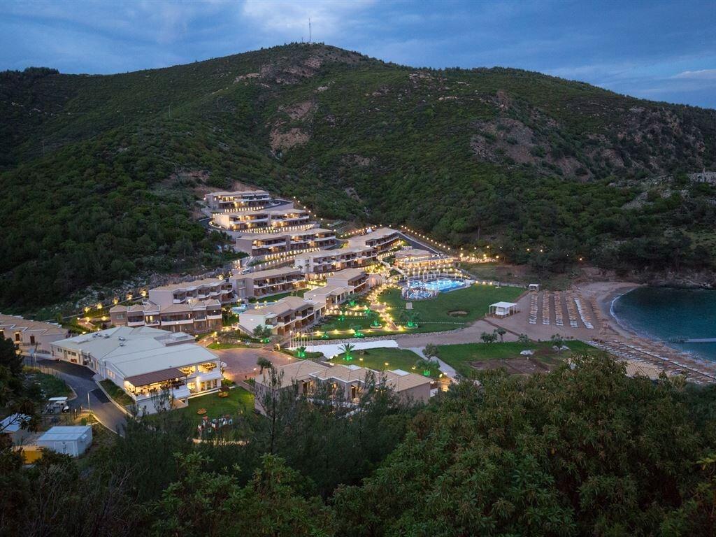 Thassos Grand Resort - нощна