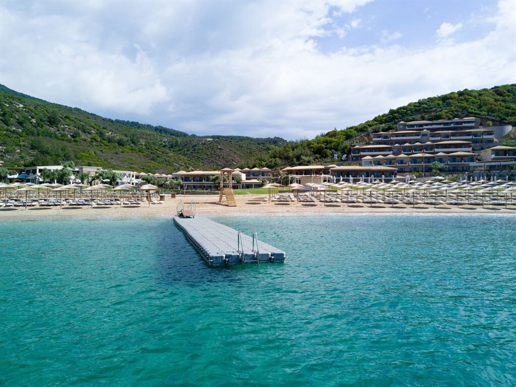Thassos Grand Resort - плаж