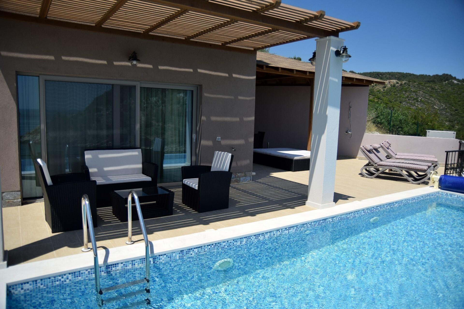 Thassos Grand Resort - вила