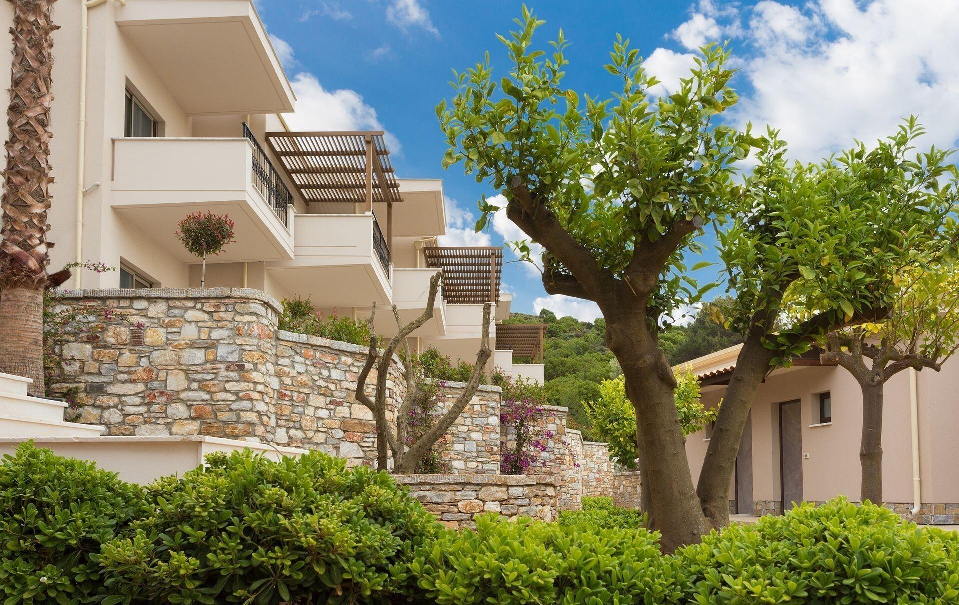 Thassos Grand Resort - общ изглед