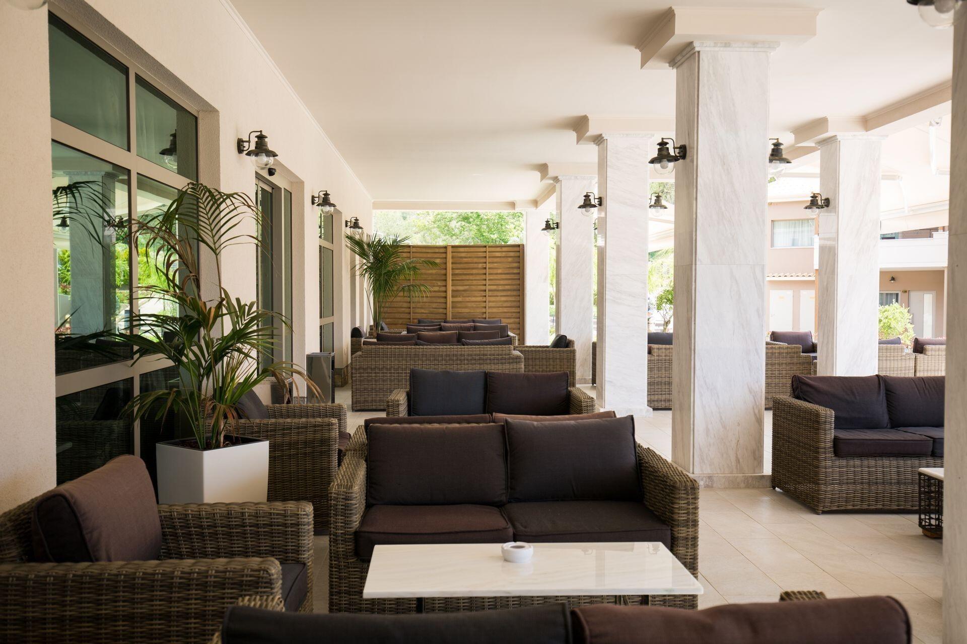 Thassos Grand Resort - бар