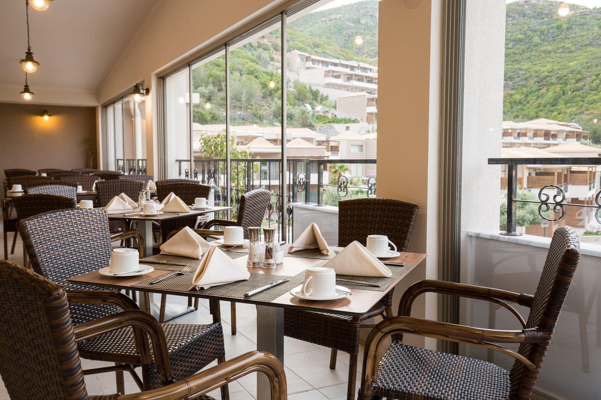 Thassos Grand Resort - ресторант