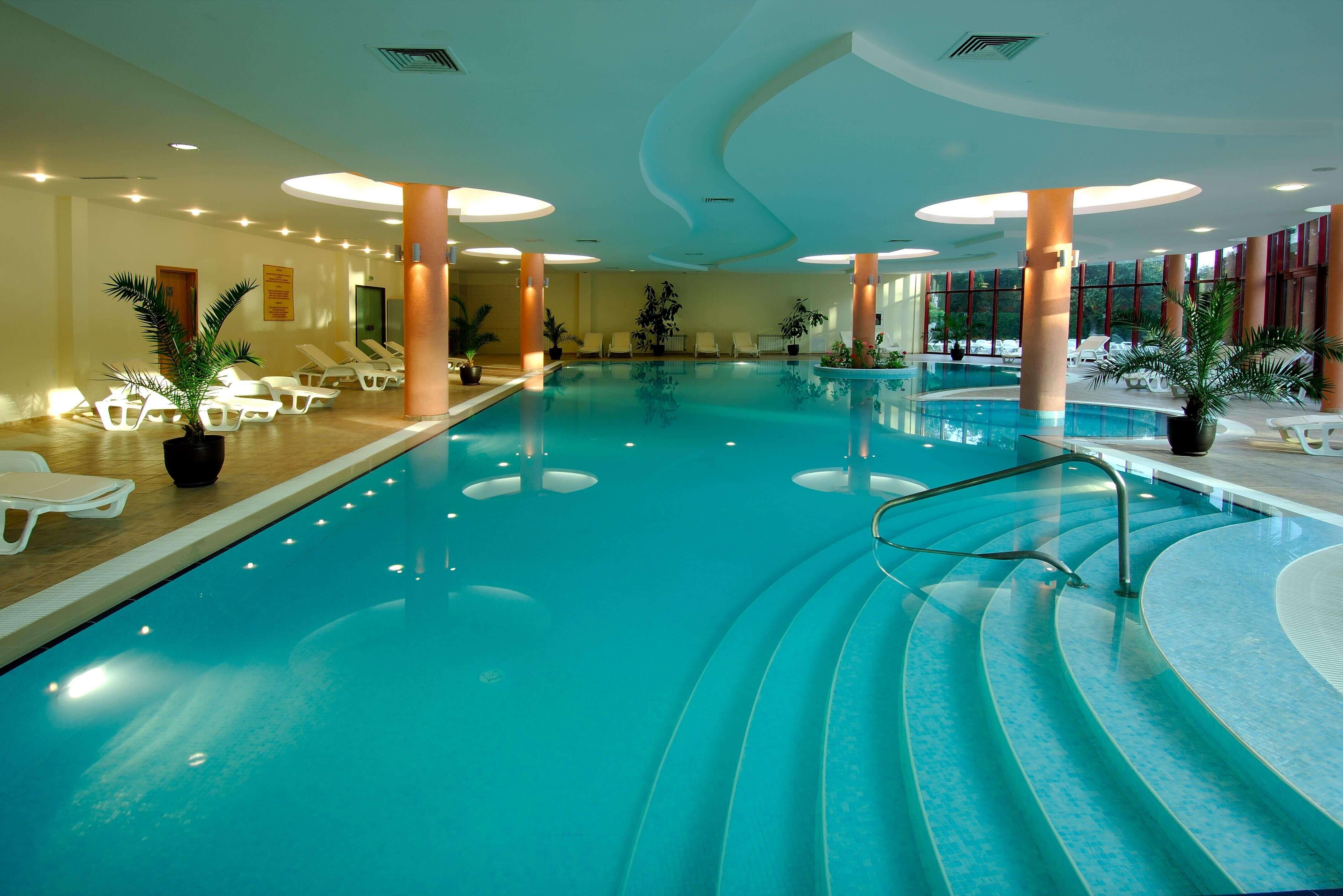Аполо Спа - вътр. басейн