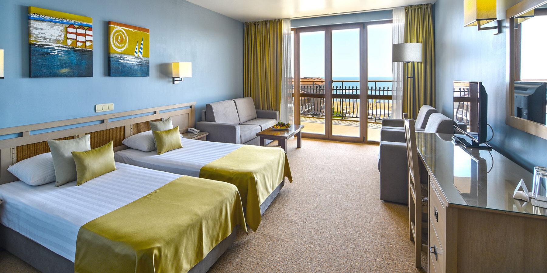 Хотел Мирамар 4* - разширена стая