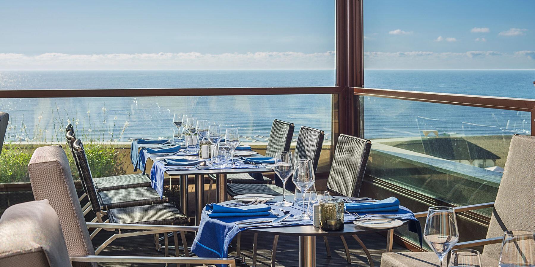 Хотел Мирамар 4* - основен ресторант