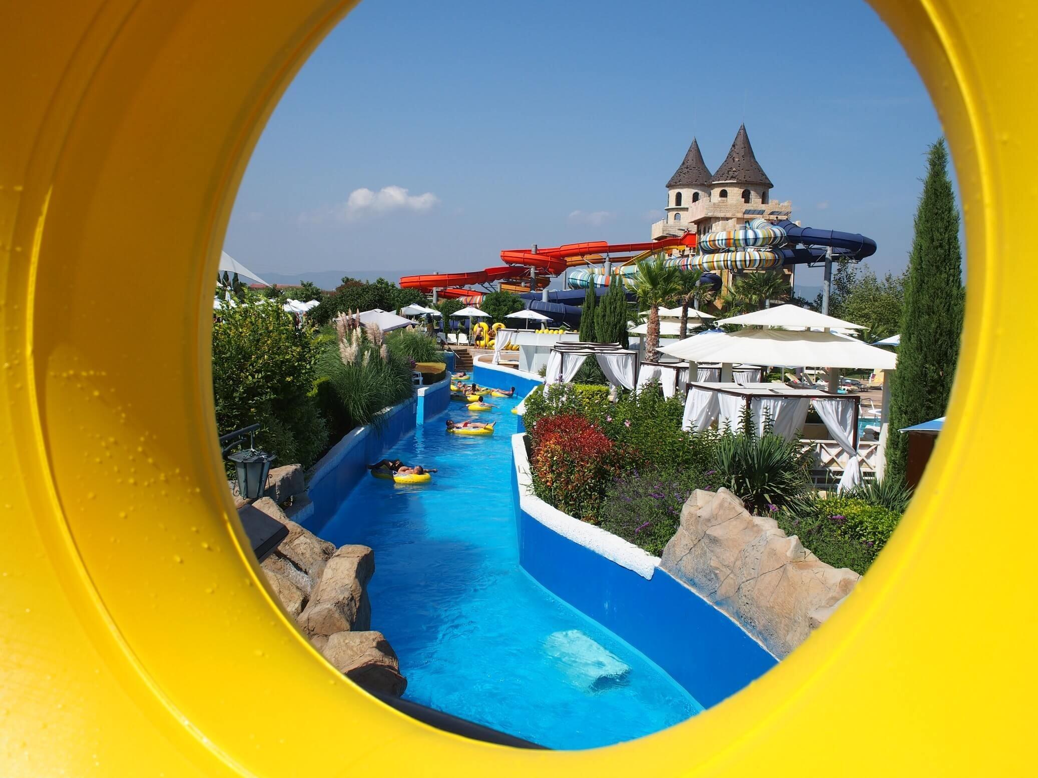 Аква Парадайз Ризорт - аквапарк