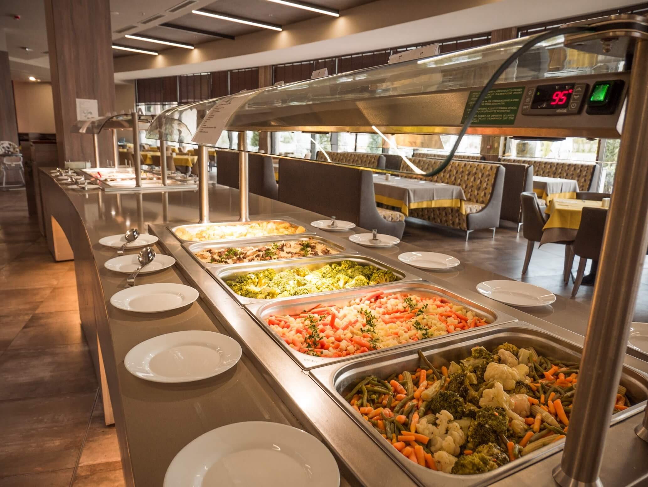 Аква Парадайз Ризорт - ресторант