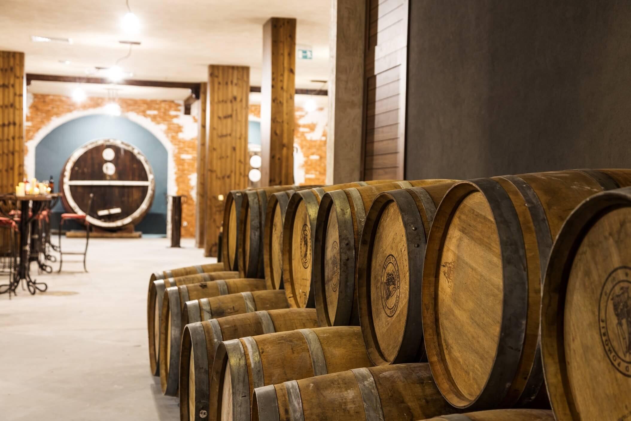 Виа Понтика - винарна