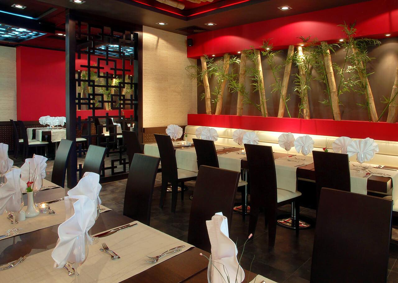 Грифид Хотел Арабела - азиатски ресторант