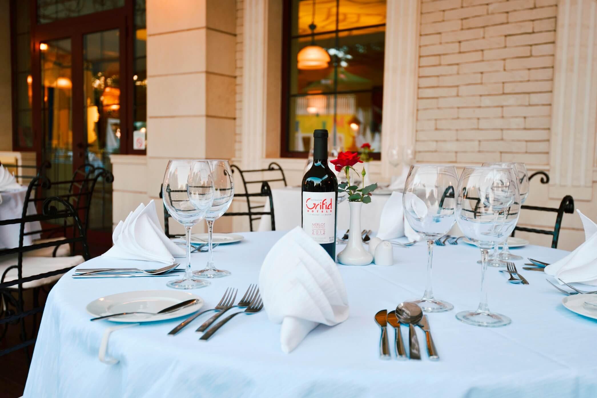 Грифид Хотел Арабела - италиански ресторант