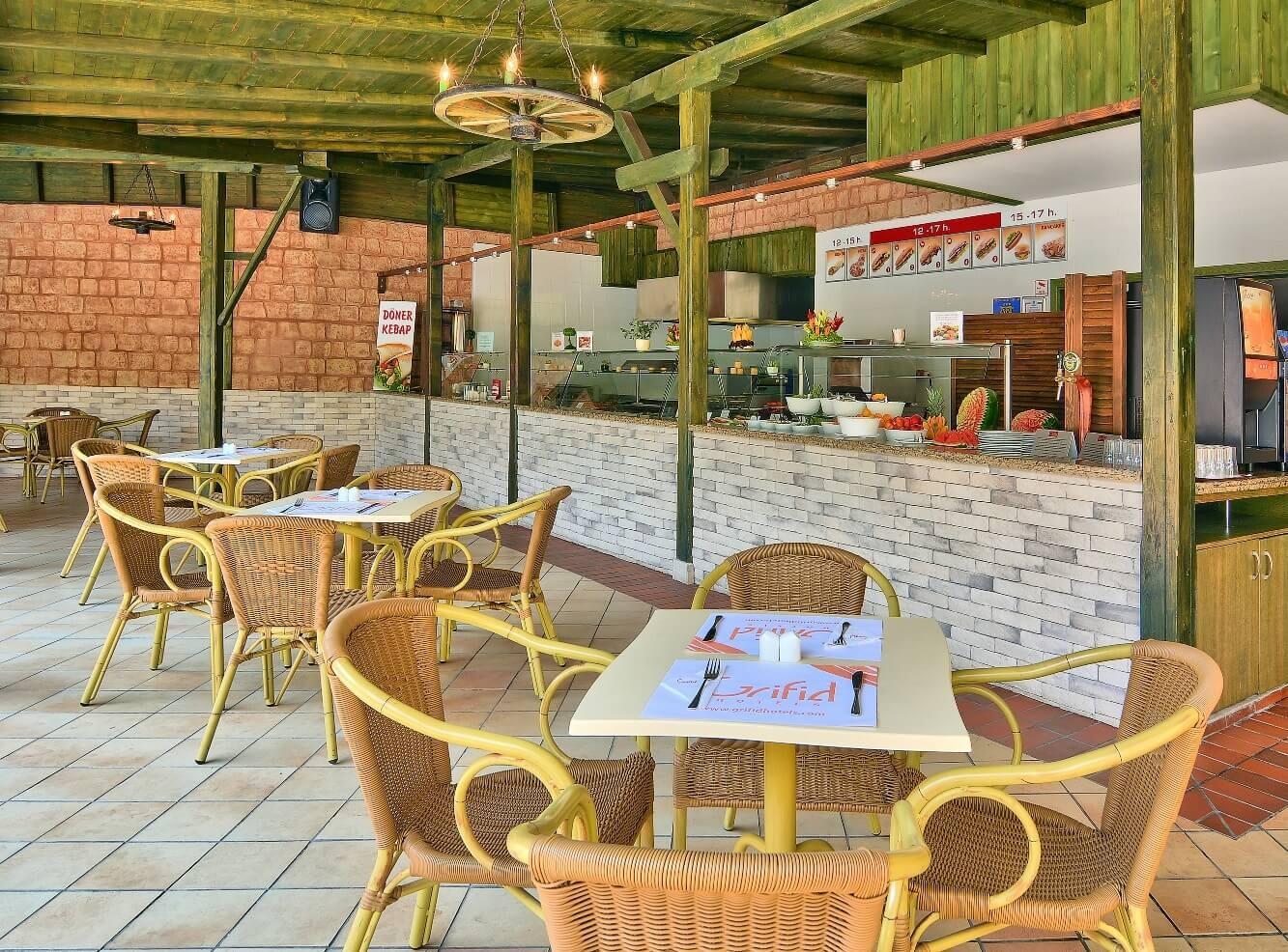 Грифид Хотел Арабела - ресторант