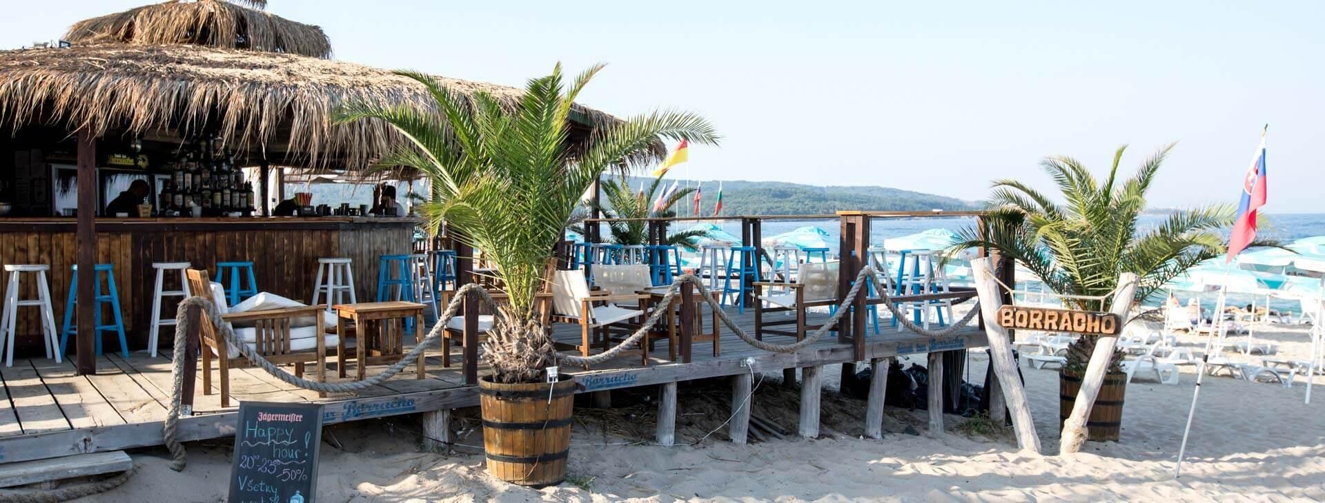 Приморско дел Сол - плаж