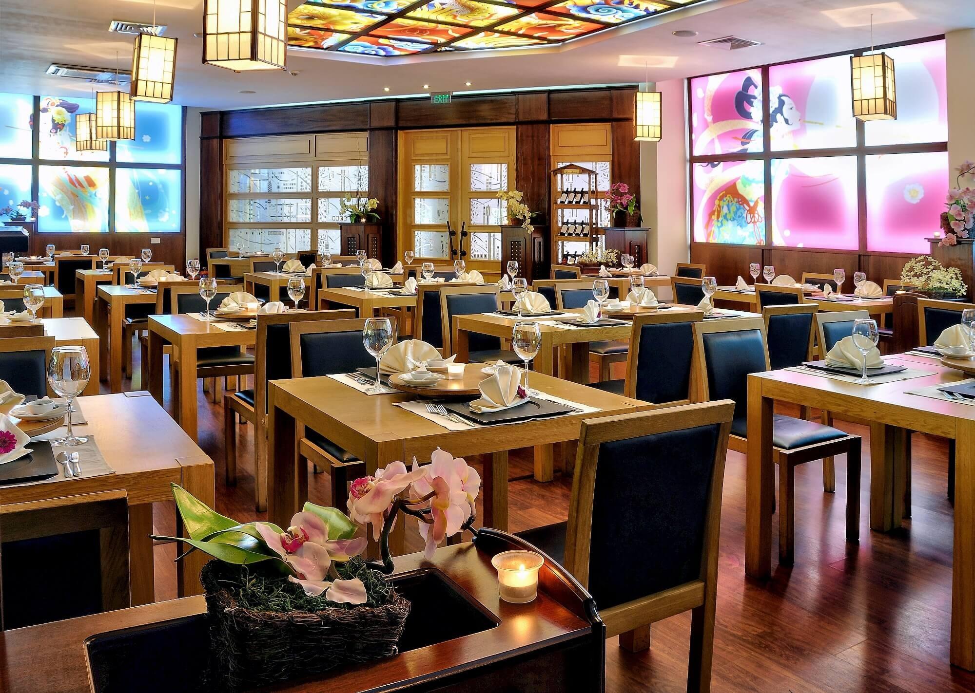 Грифид Хотел Болеро - азиатски ресторант