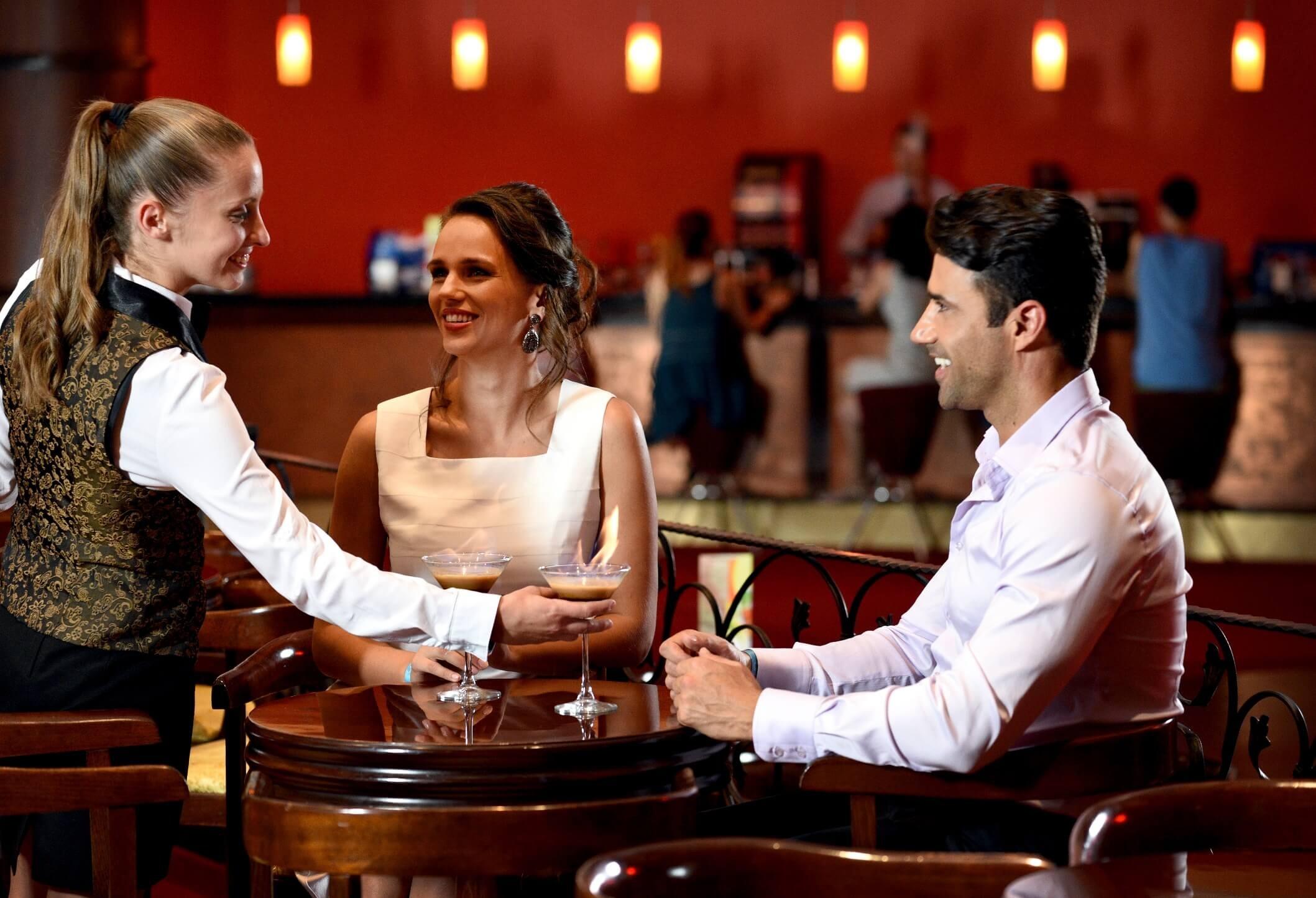 Грифид Хотел Болеро - бар