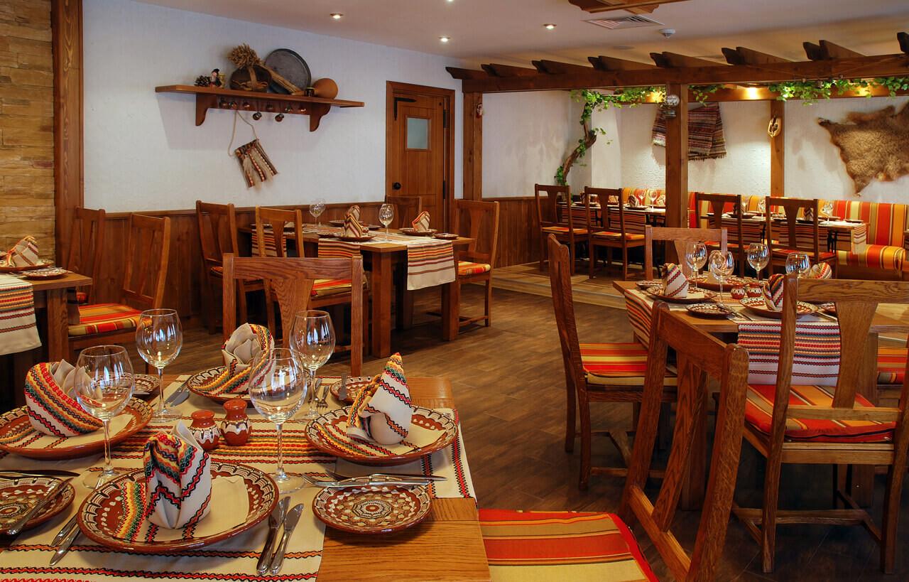 Грифид Хотел Болеро - български ресторант