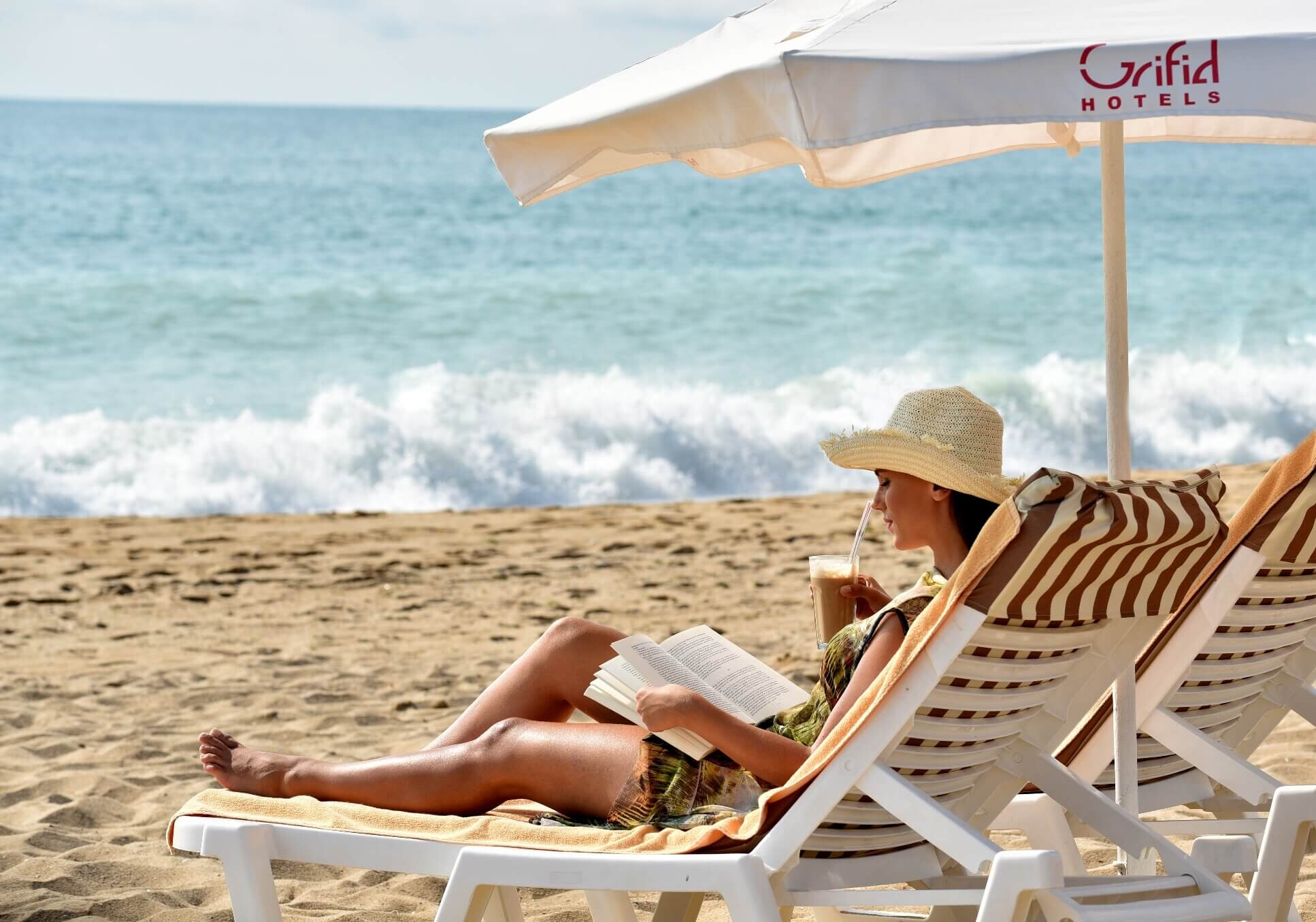 Грифид Хотел Болеро - плаж
