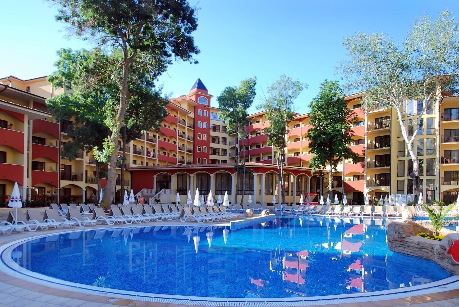 Грифид Хотел Болеро - общ изглед
