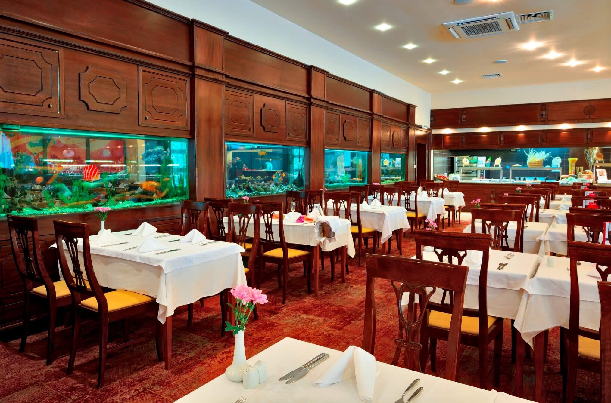 Грифид Хотел Болеро - ресторант