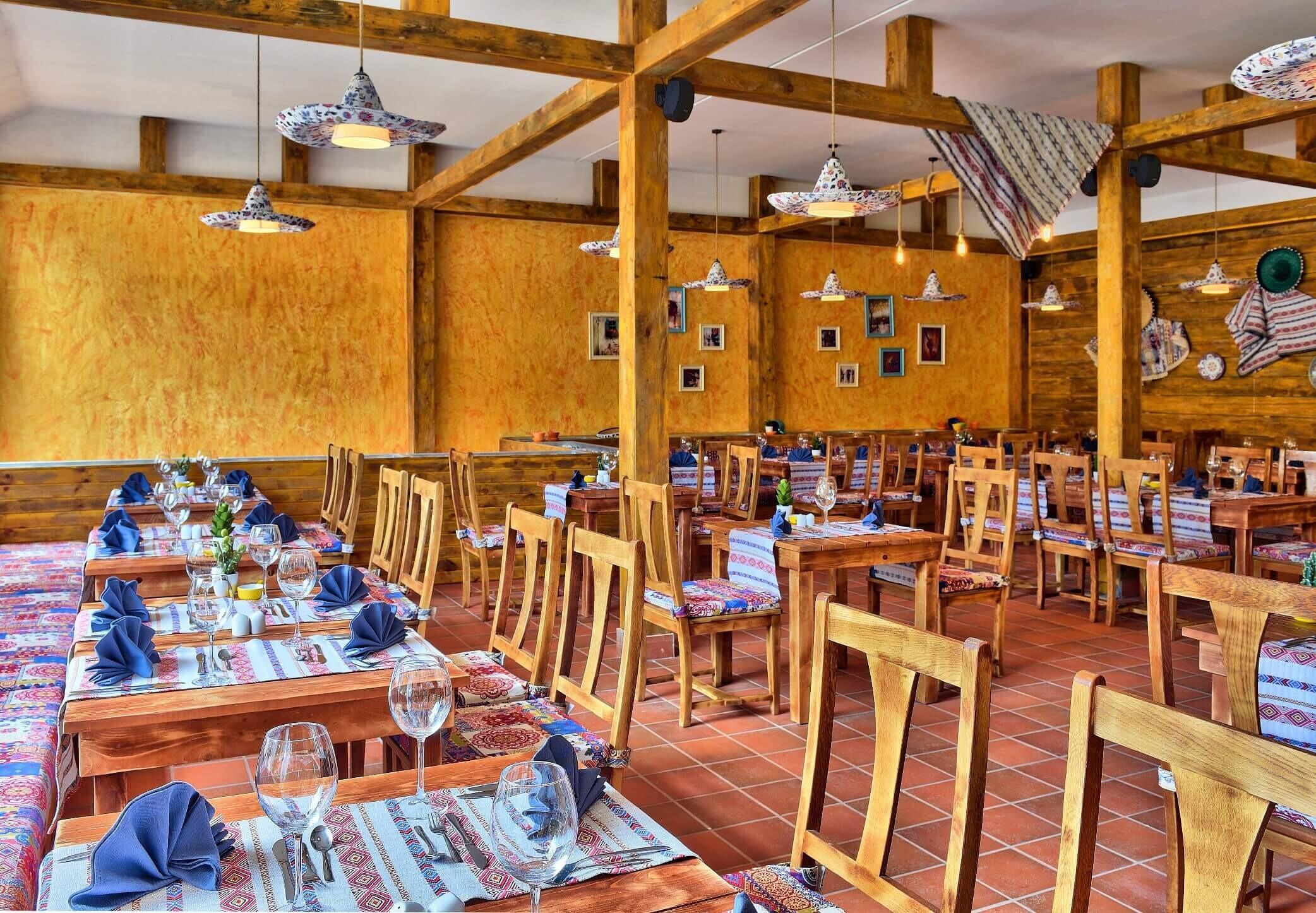 Грифид Хотел Болеро - мексикански ресторант