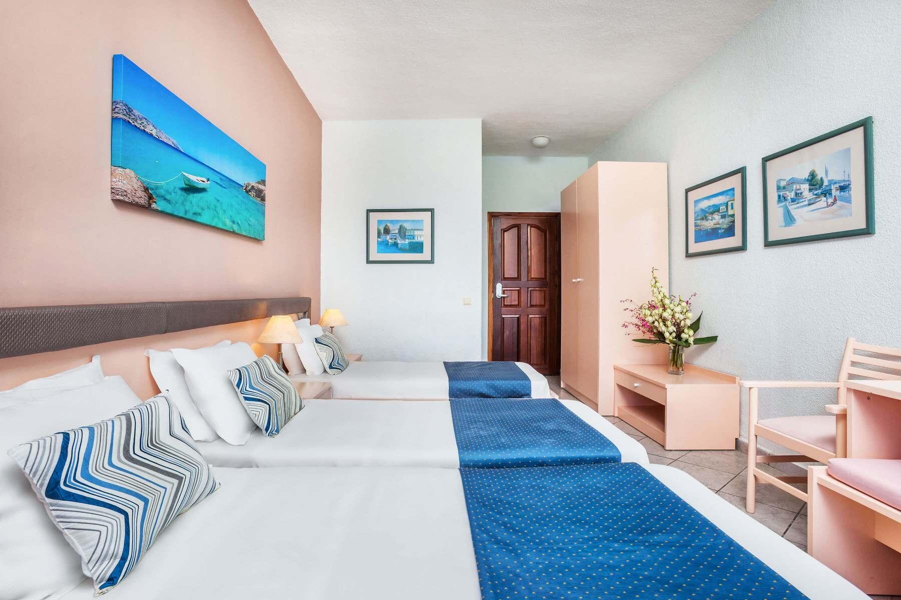 Palladium Hotel - тройна стая