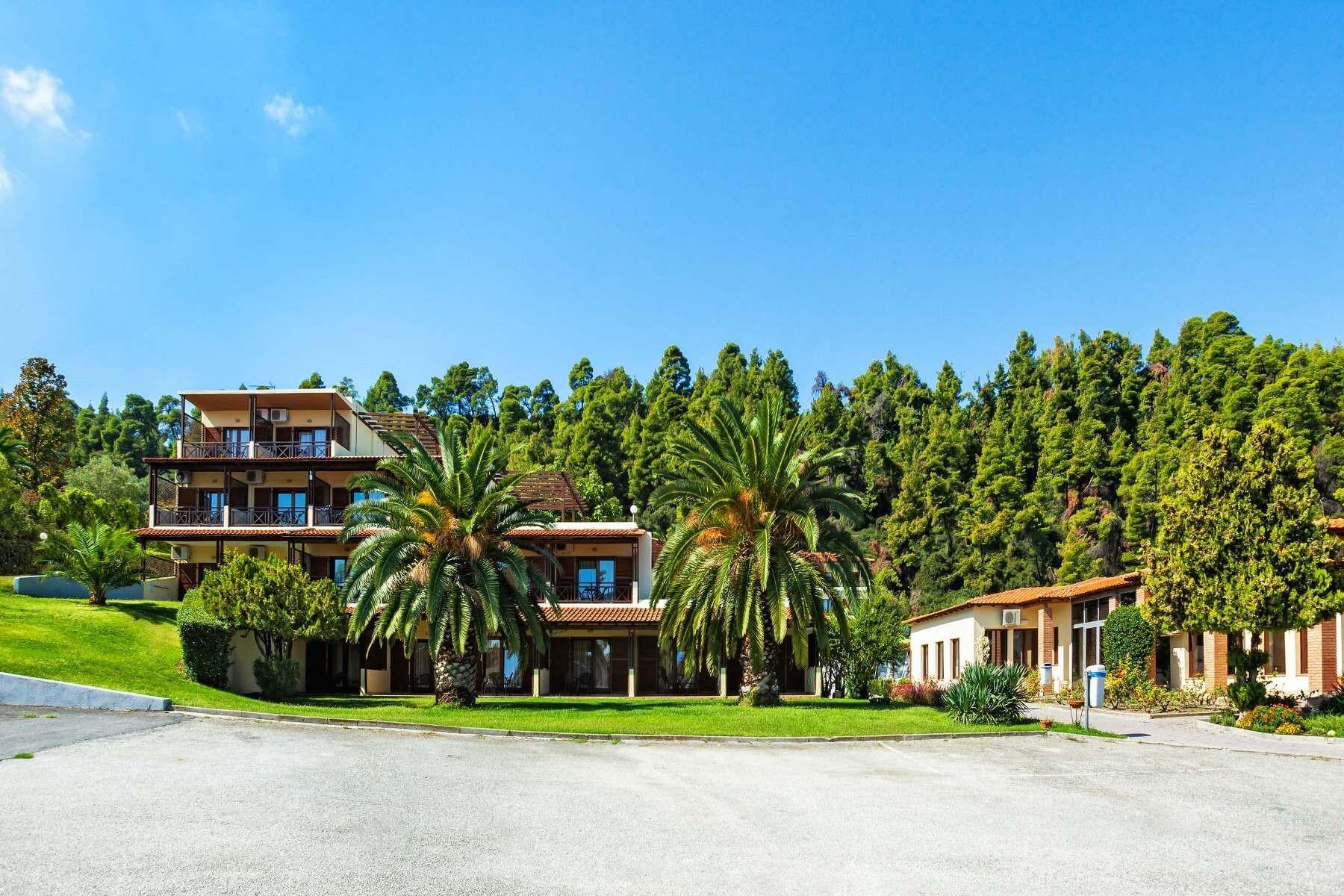 Palladium Hotel - общ изглед