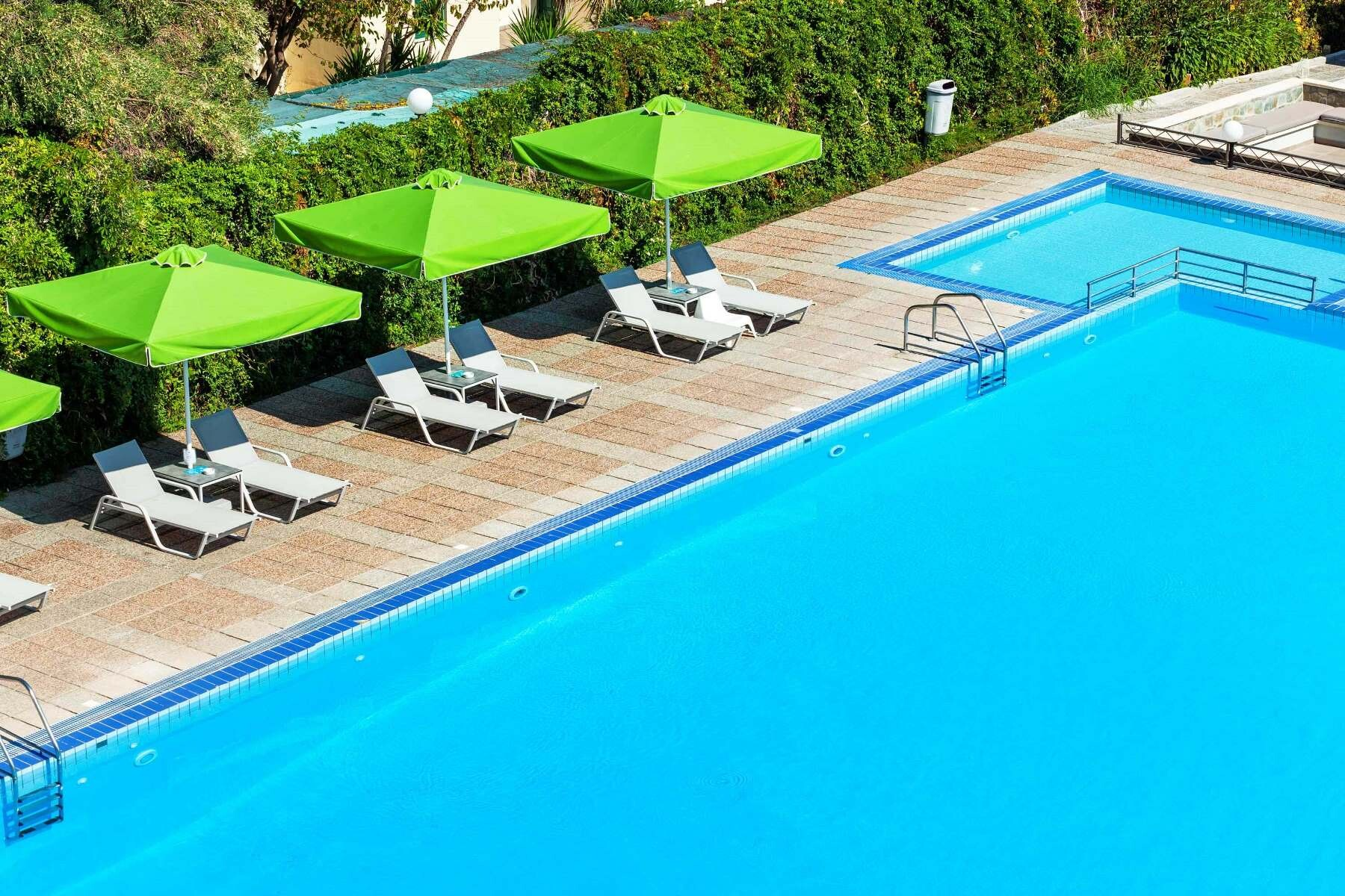 Palladium Hotel - басейн