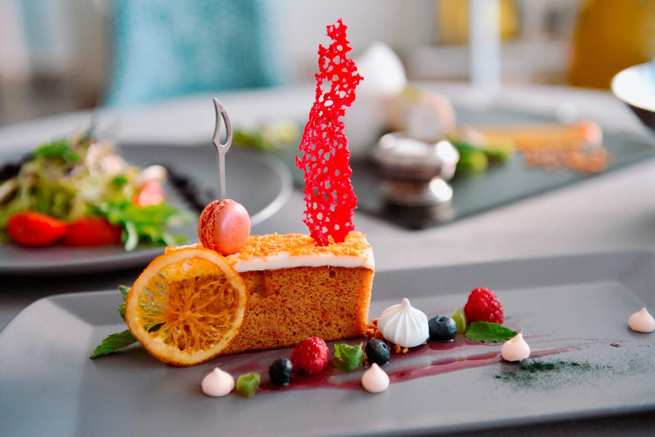 Грифид Енканто - а-ла-карт ресторант