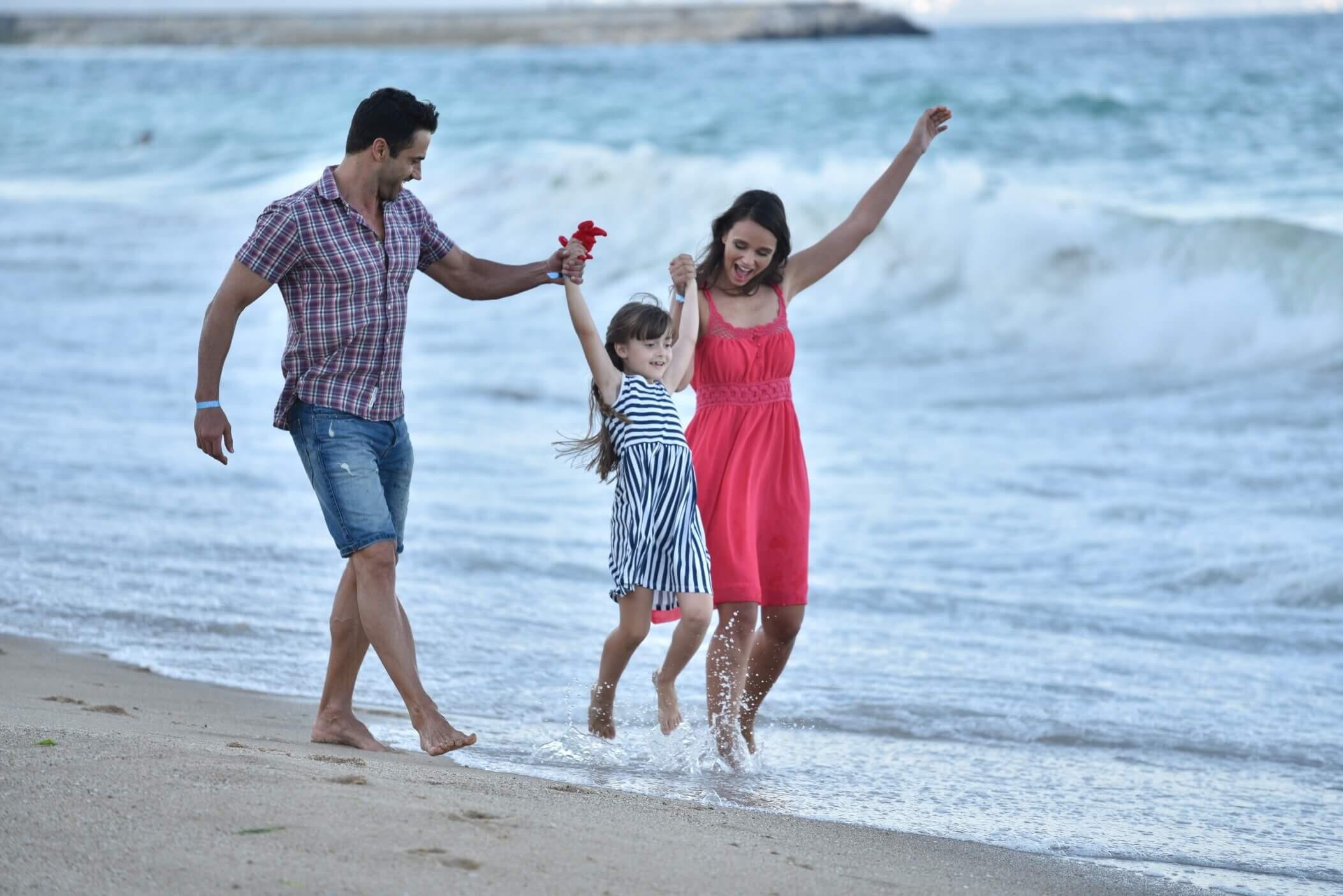 Грифид Енканто - плаж