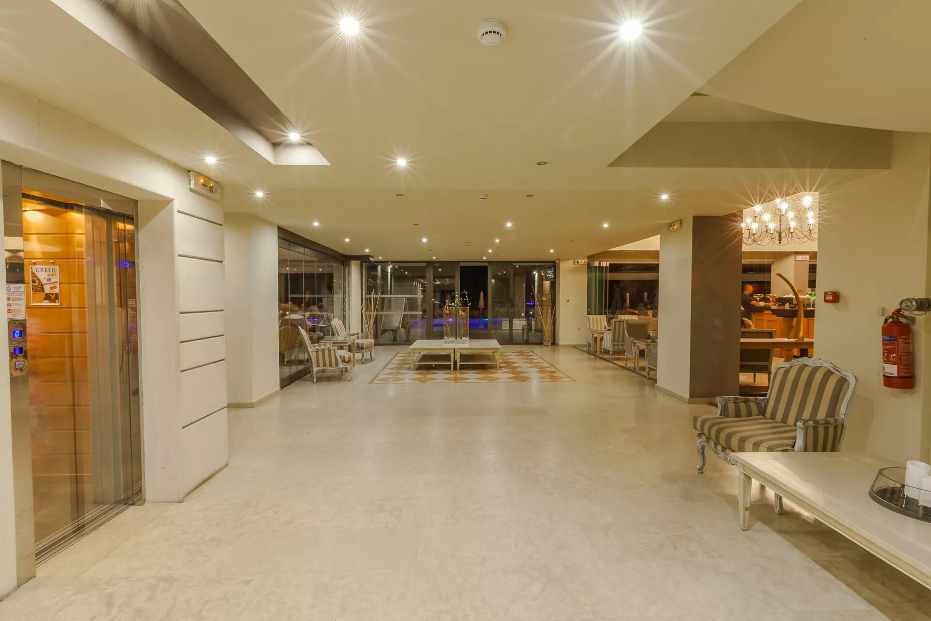 Bomo Olympus Grand Resort - лоби