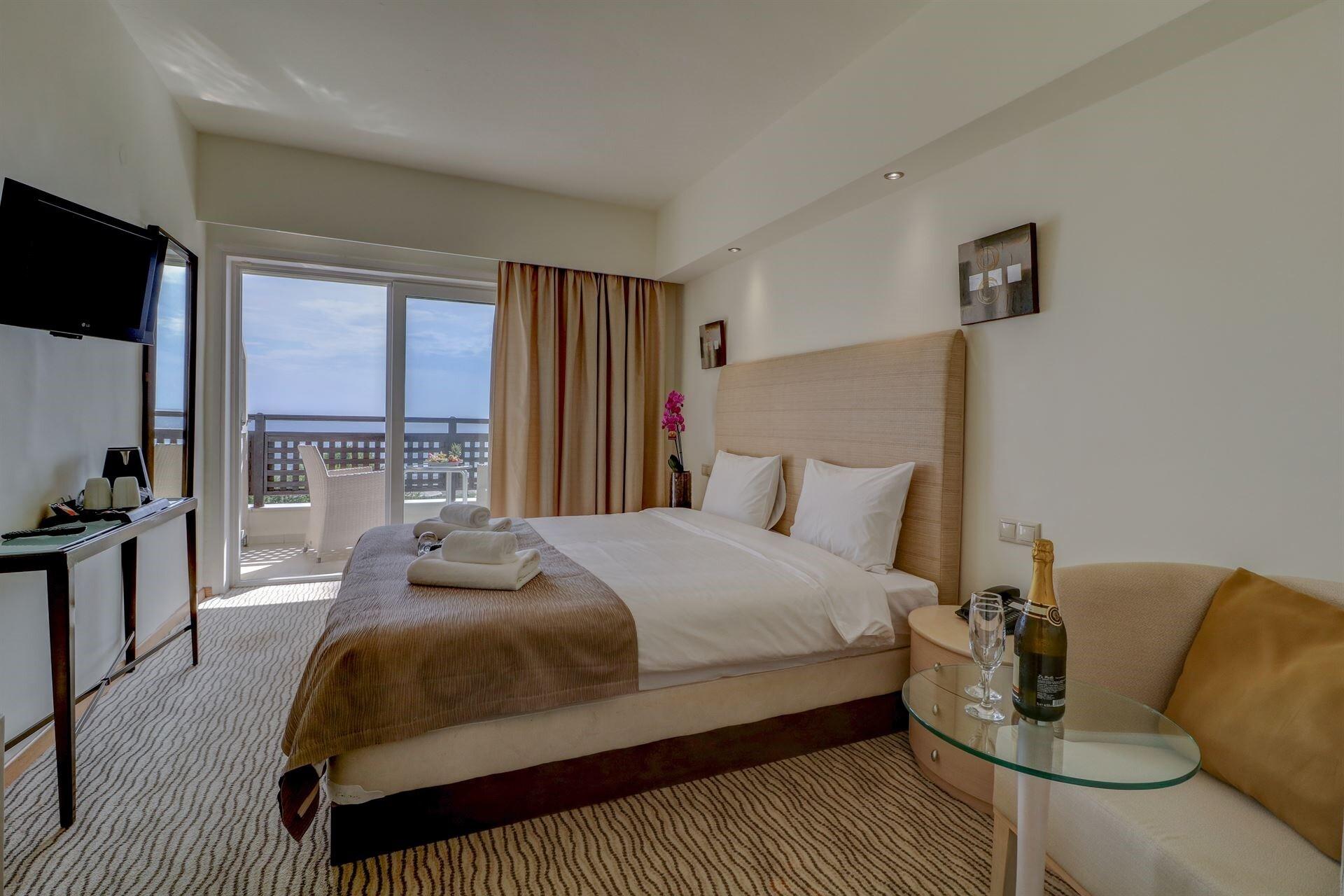 Bomo Olympus Grand Resort - двойна стая основна сграда