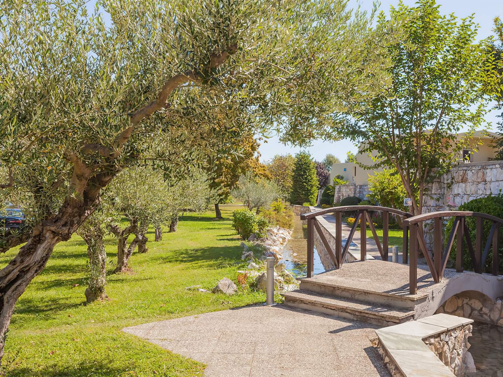 Bomo Olympus Grand Resort - бунгала