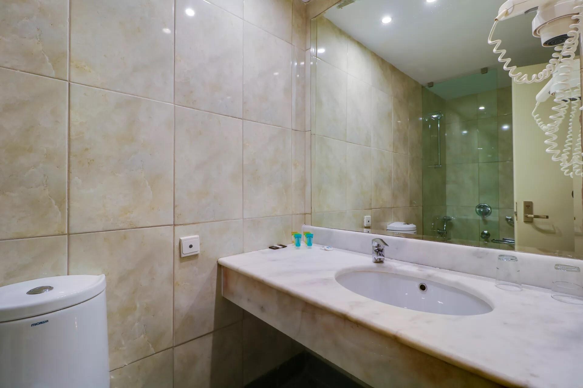 Bomo Olympus Grand Resort - баня в бунгало