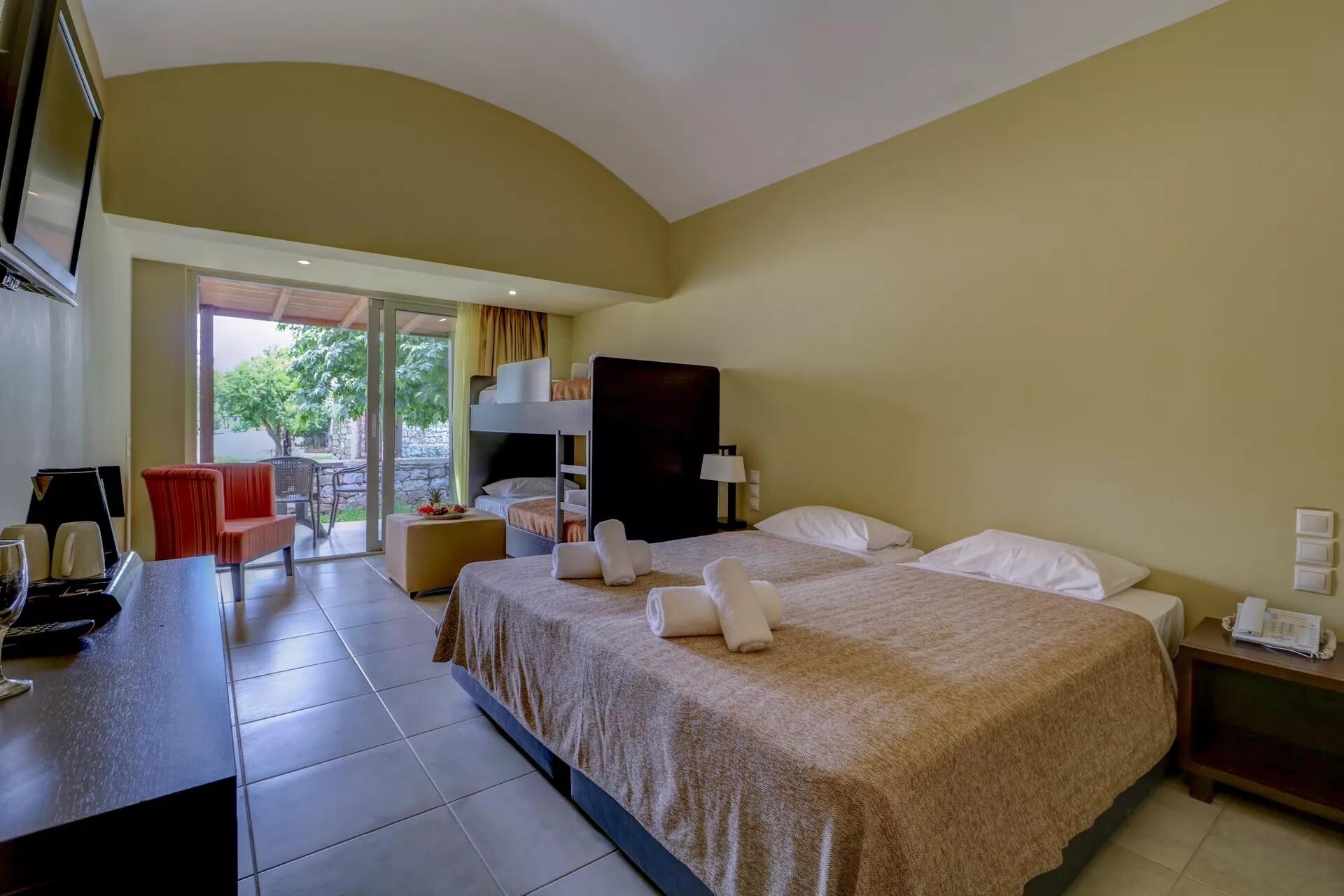 Bomo Olympus Grand Resort - семейна стая в бунгало