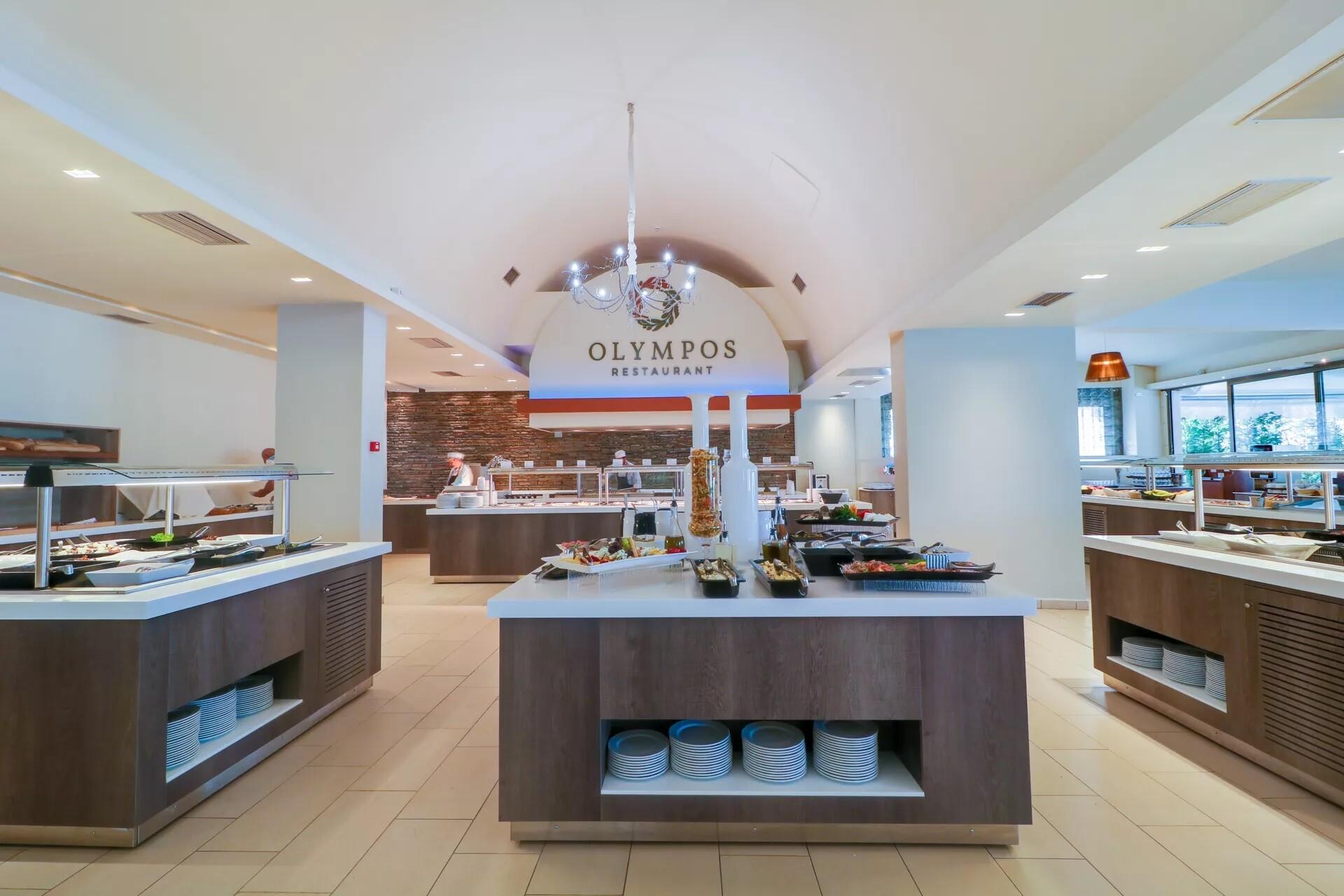 Bomo Olympus Grand Resort - ресторант