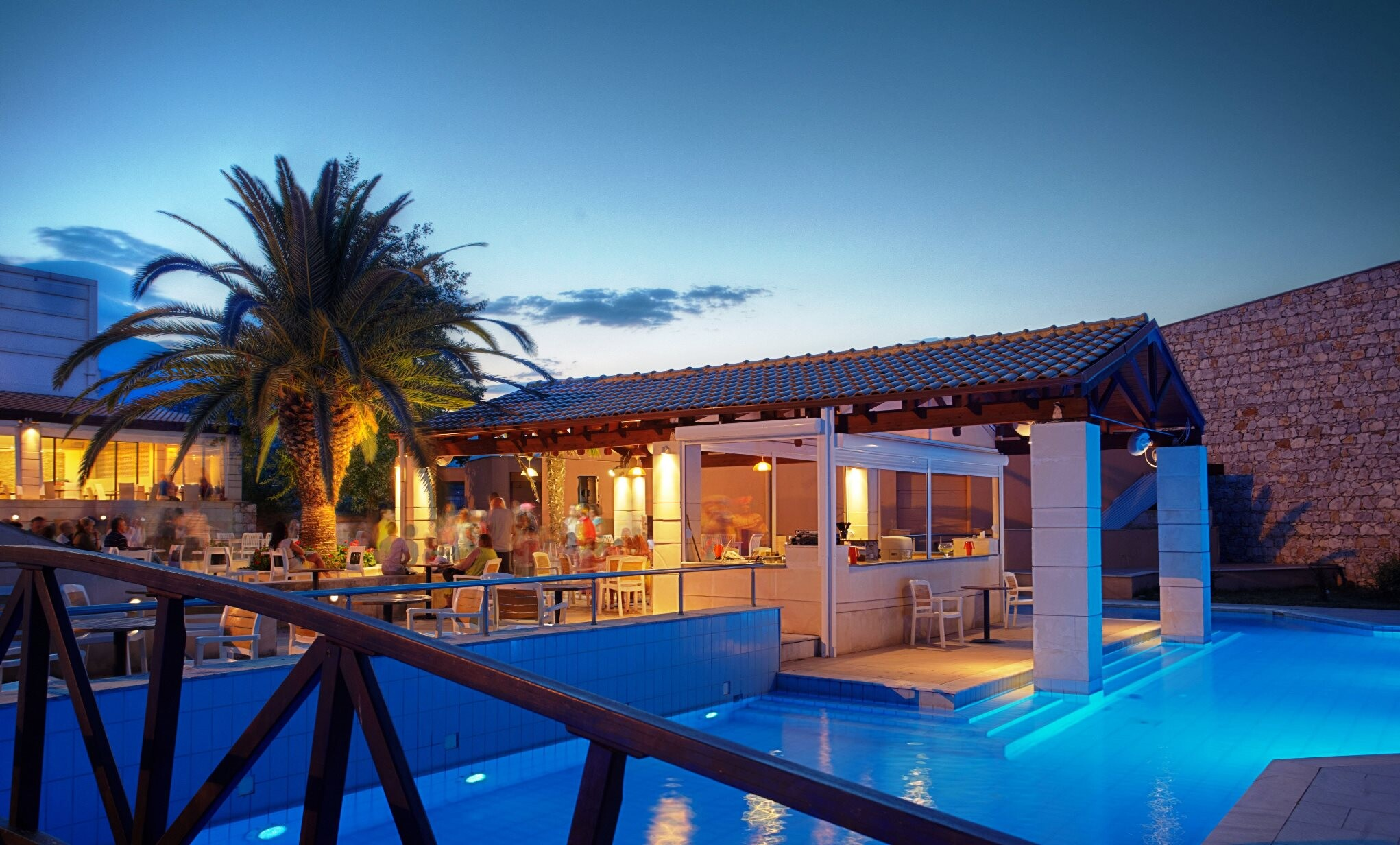 Bomo Olympus Grand Resort - бар