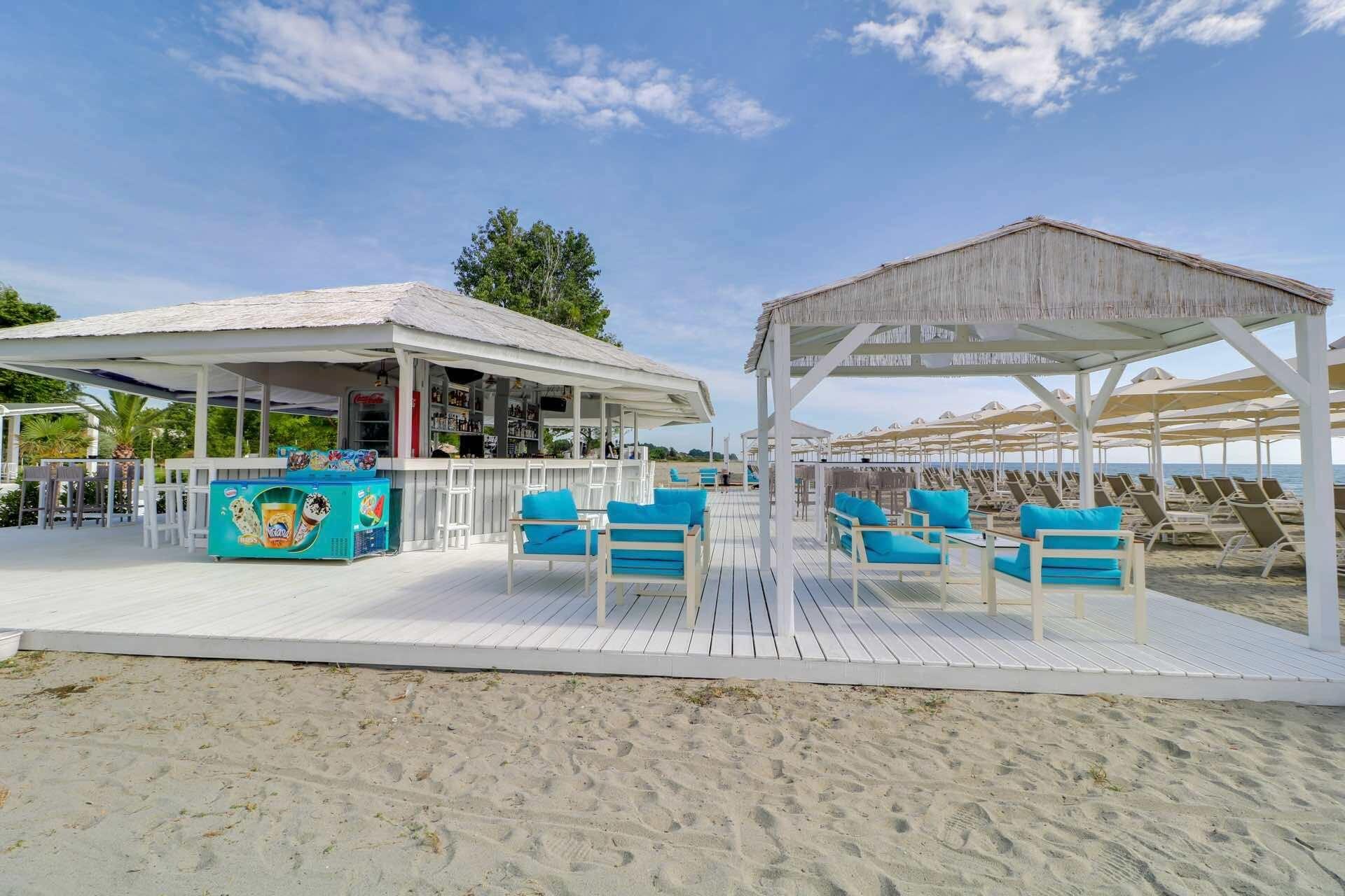 Bomo Olympus Grand Resort - плаж