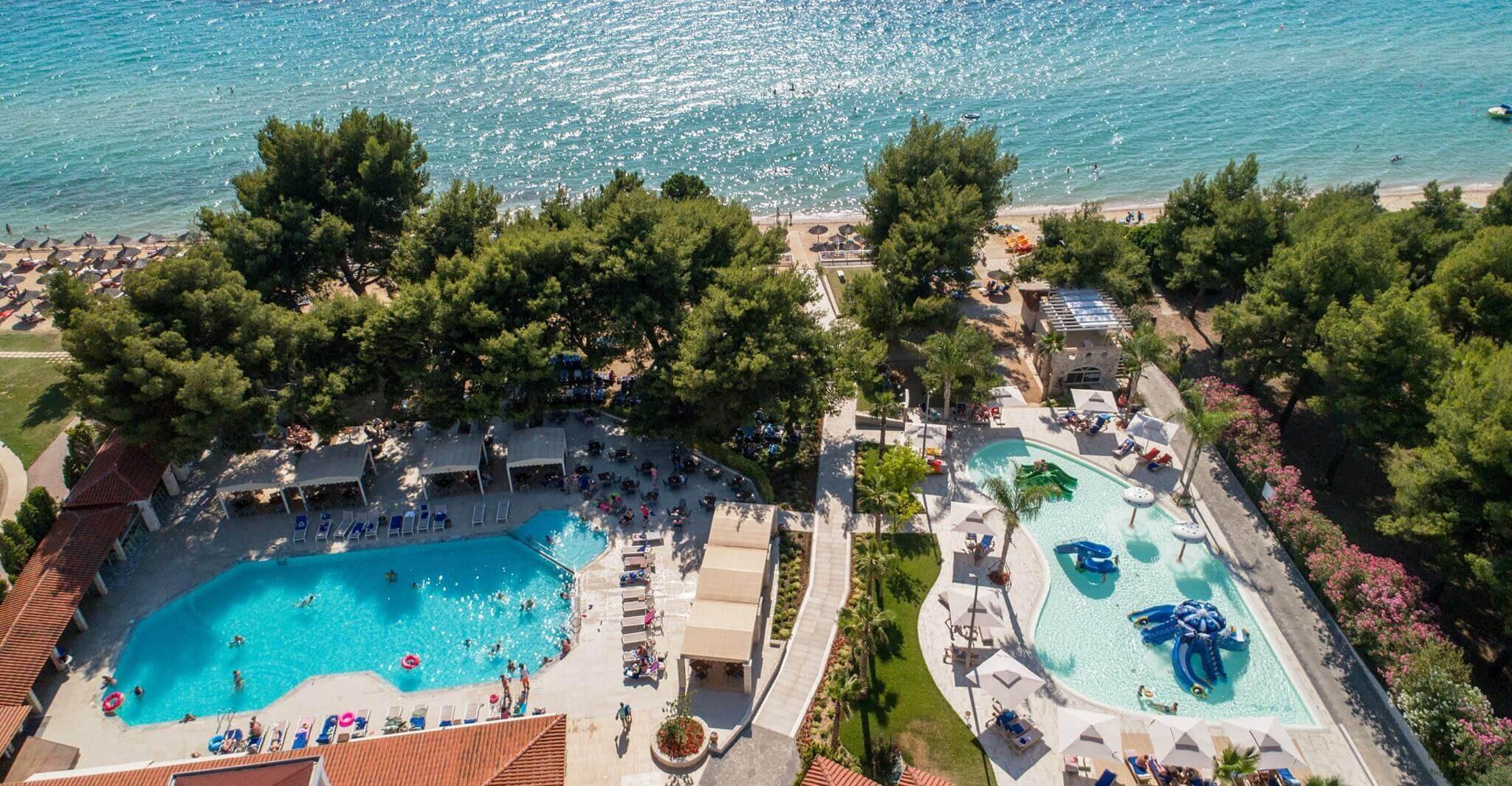 Portes Beach Hotel - общ изглед