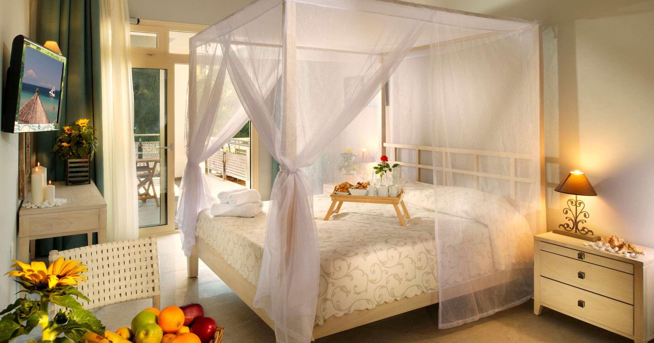 Portes Beach Hotel - супериорна стая