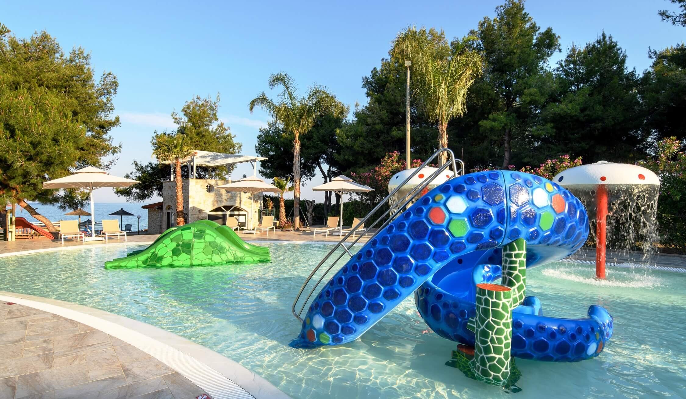Portes Beach Hotel - аквапарк