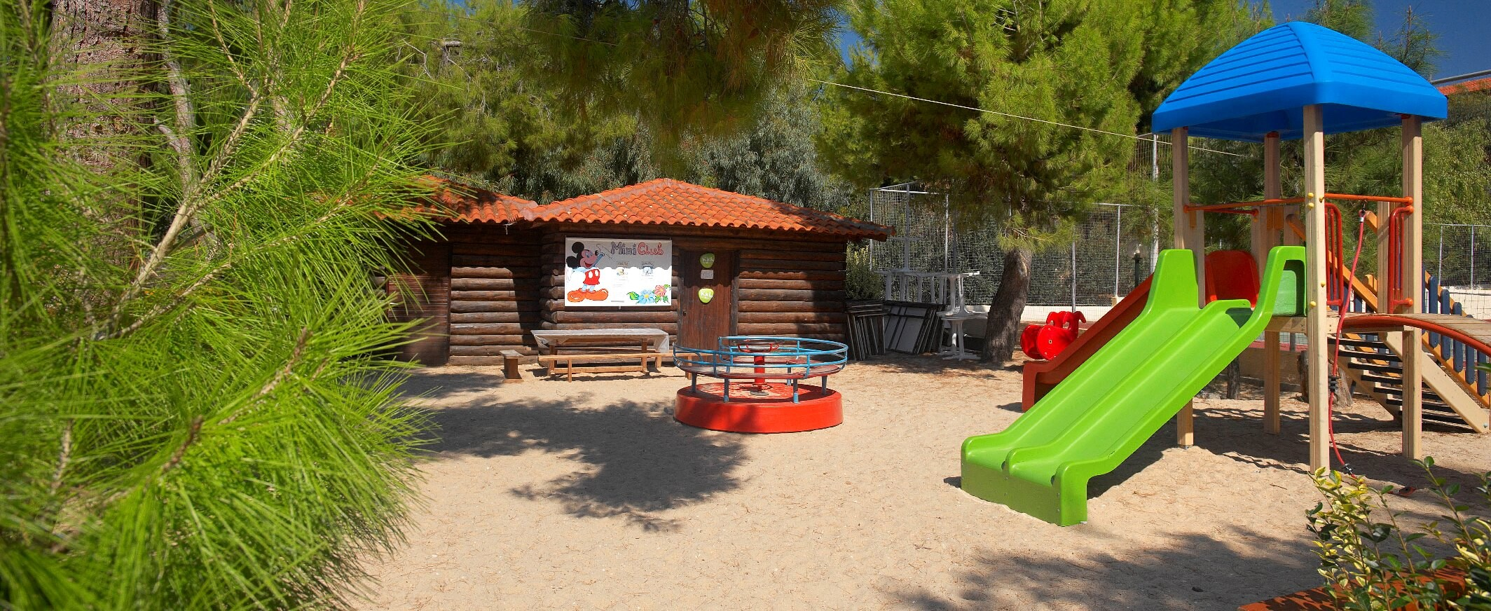 Portes Beach Hotel - мини клуб