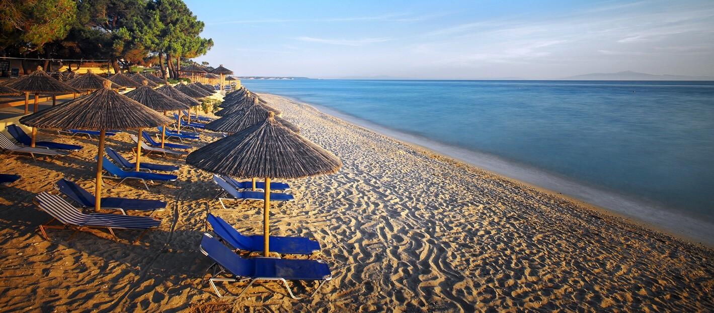 Portes Beach Hotel - плаж