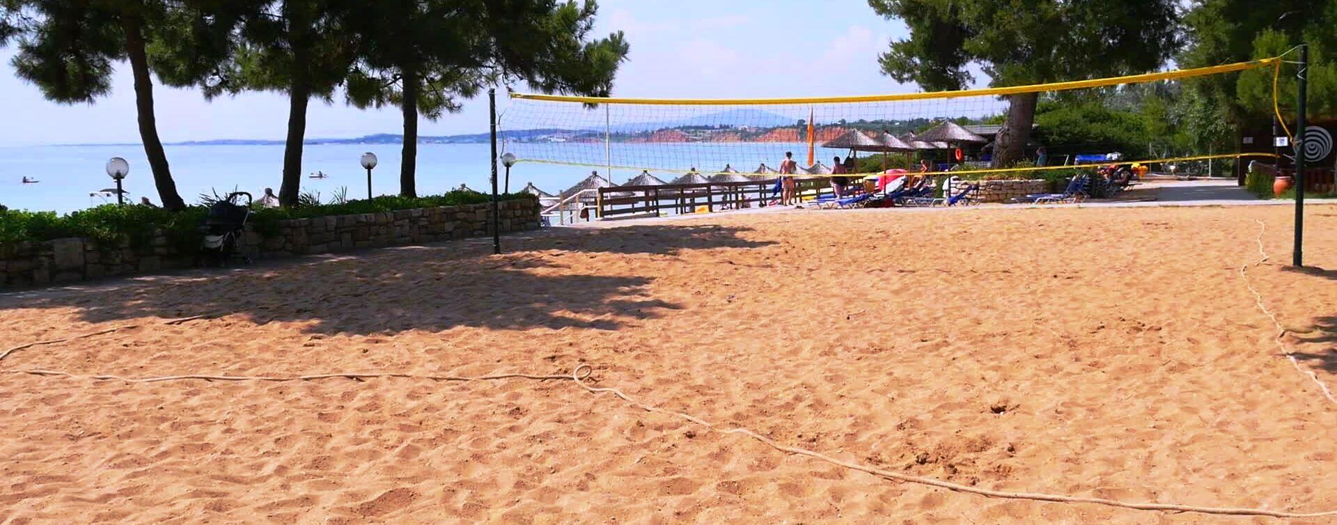 Portes Beach Hotel - плажен волейбол