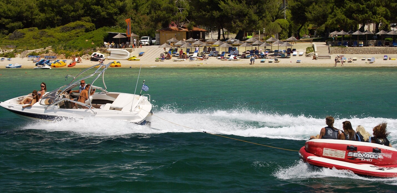 Portes Beach Hotel - водни спортове
