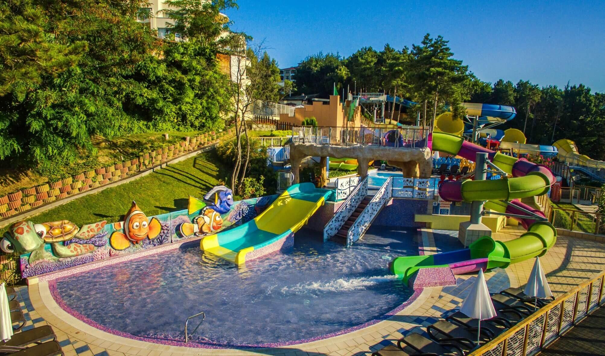 Грифид Хотел Болеро - аквапарк