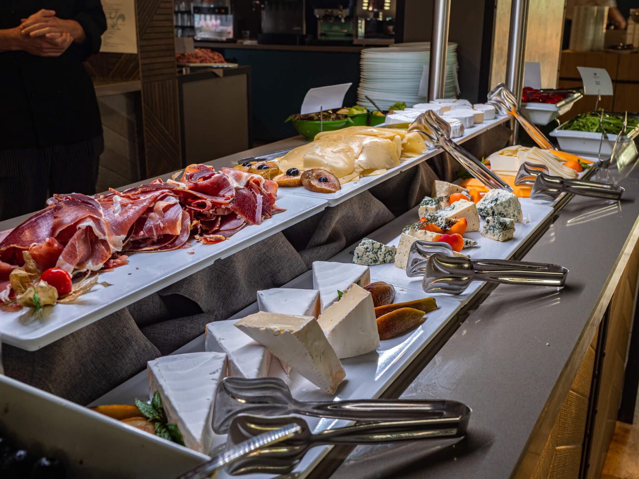 Аква Парадайз - ресторант - храна
