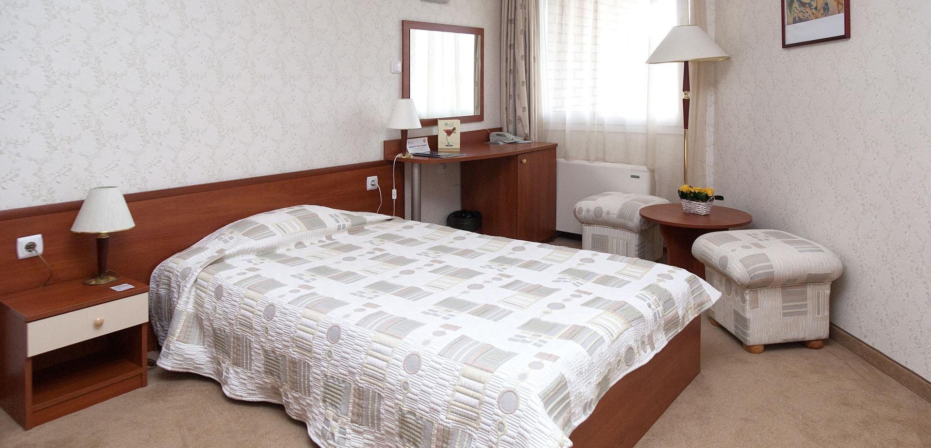 Спа Хотел Хисар - единична стая