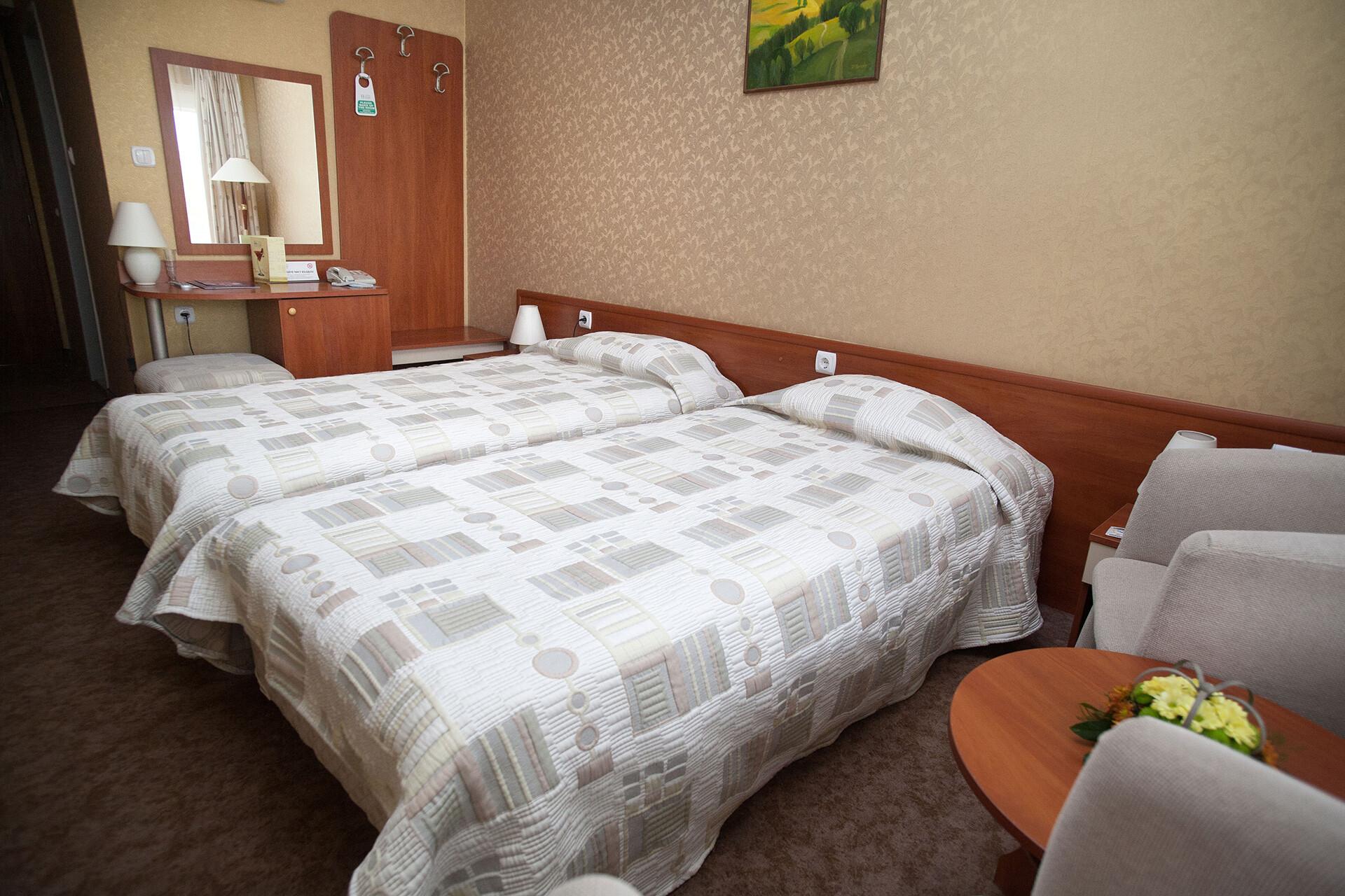 Спа Хотел Хисар - двойна стая