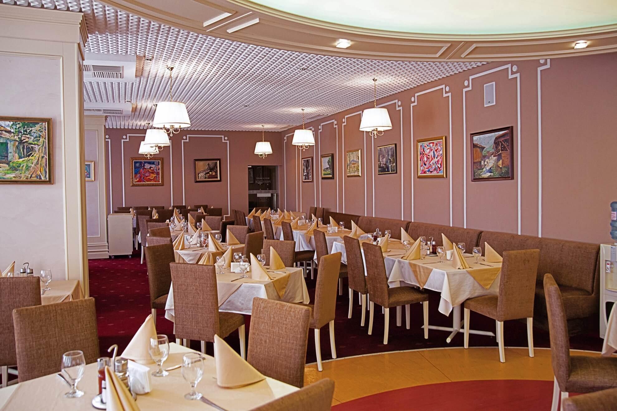 Спа Хотел Хисар - ресторант