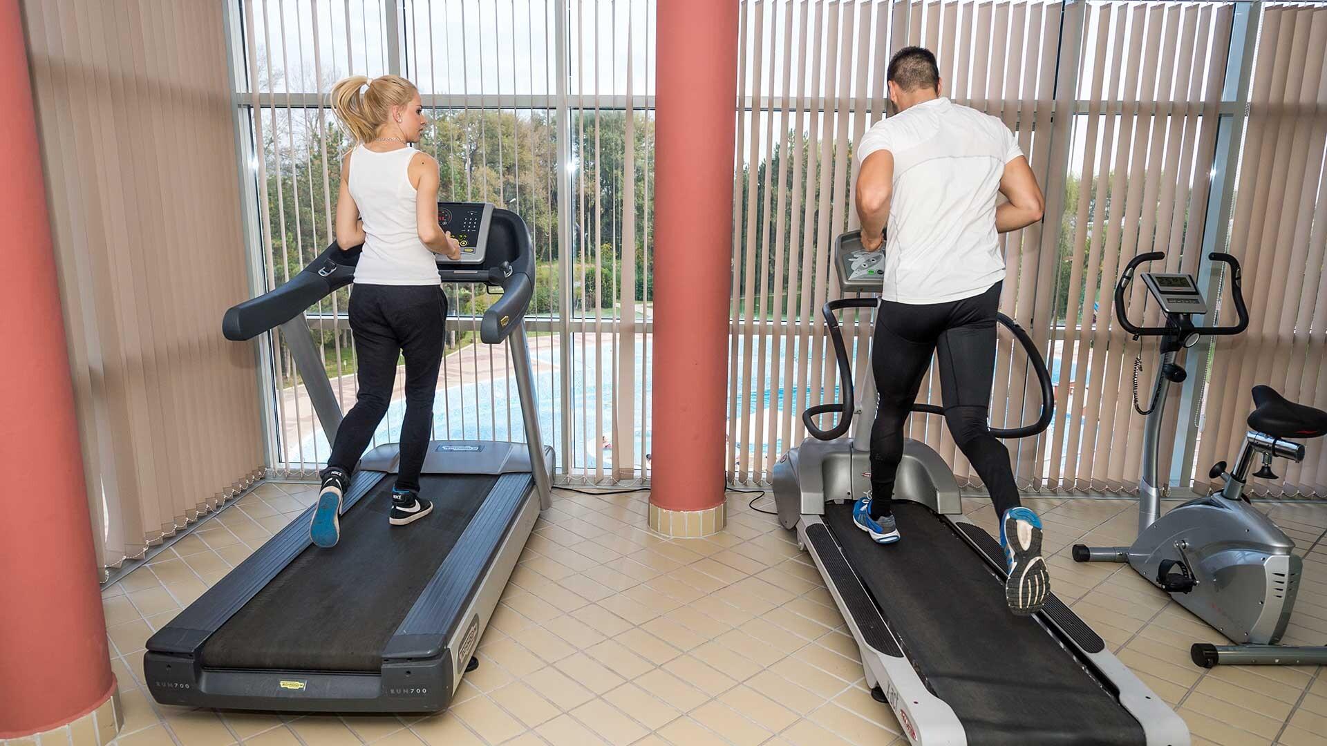 Спа Хотел Хисар - фитнес